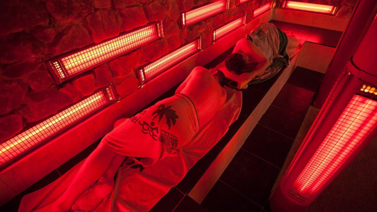 Corona proof Sauna Thermen 5 mei
